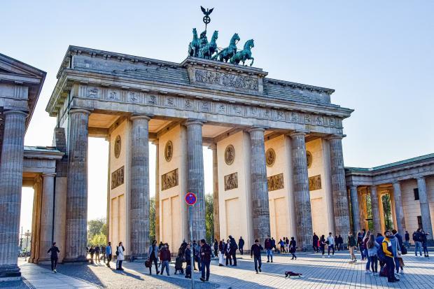 Lancashire Telegraph: Brandenburg Gate in Berlin