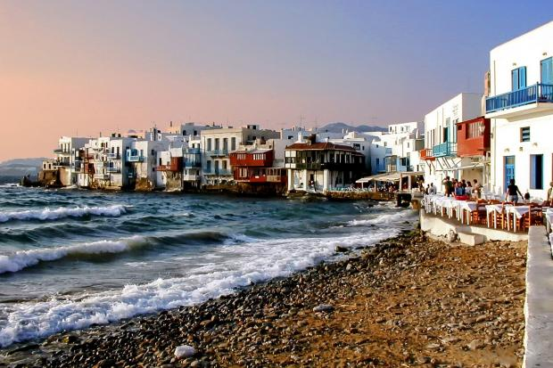 Lancashire Telegraph: Mykonos, Greece