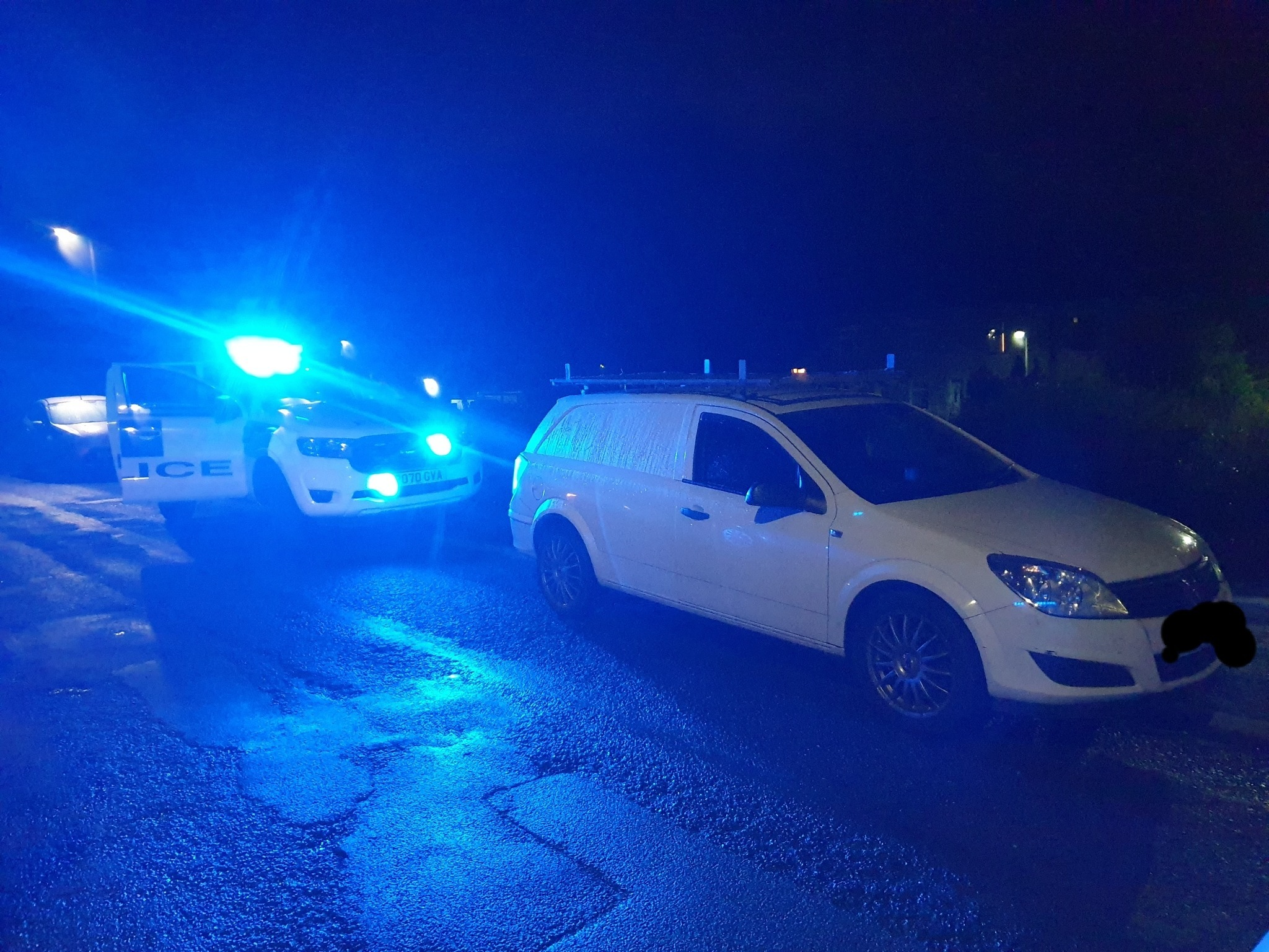 'Erratic' Bacup motorist arrested on suspicion of drink driving and possession of class A drugs