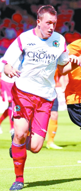 Hands Off Young Star Jones Warns Blackburn Rovers Manager Lancashire Telegraph