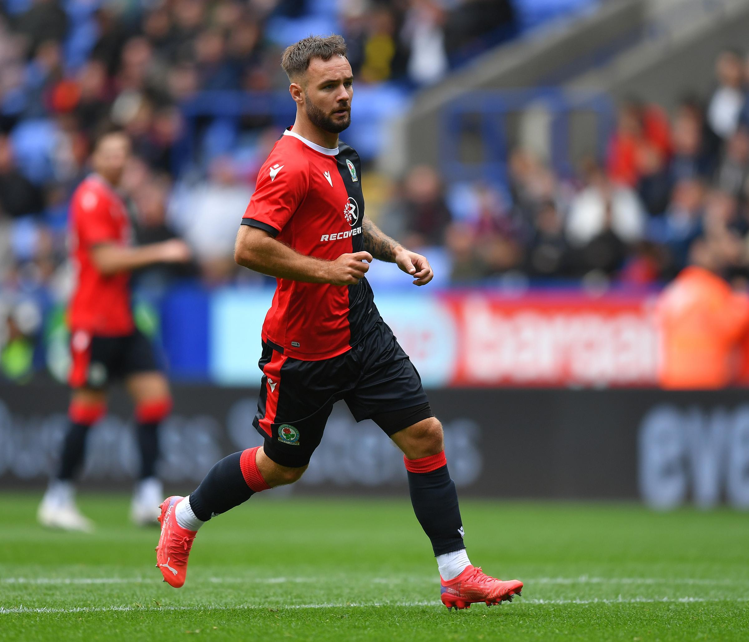 Premier League side won't pursue interest in Blackburn Rovers striker |  Lancashire Telegraph