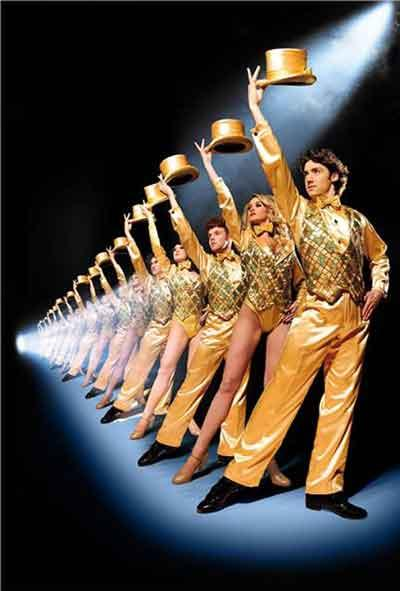 Putting on the glitz - A Chorus Line at The Lowry