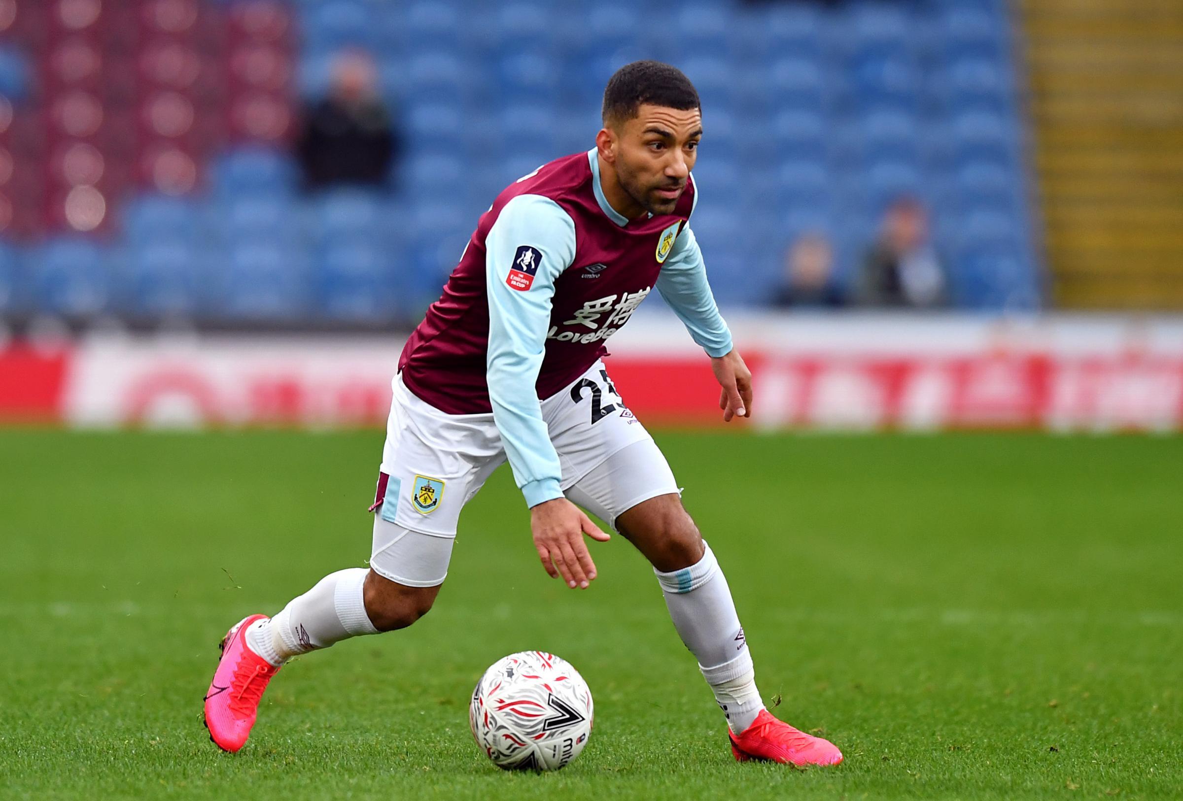 Burnley boss Sean Dyche on Aaron Lennon's potential return