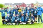 MAGIC WAND: Wilpshire Wanderers won the U12s cup