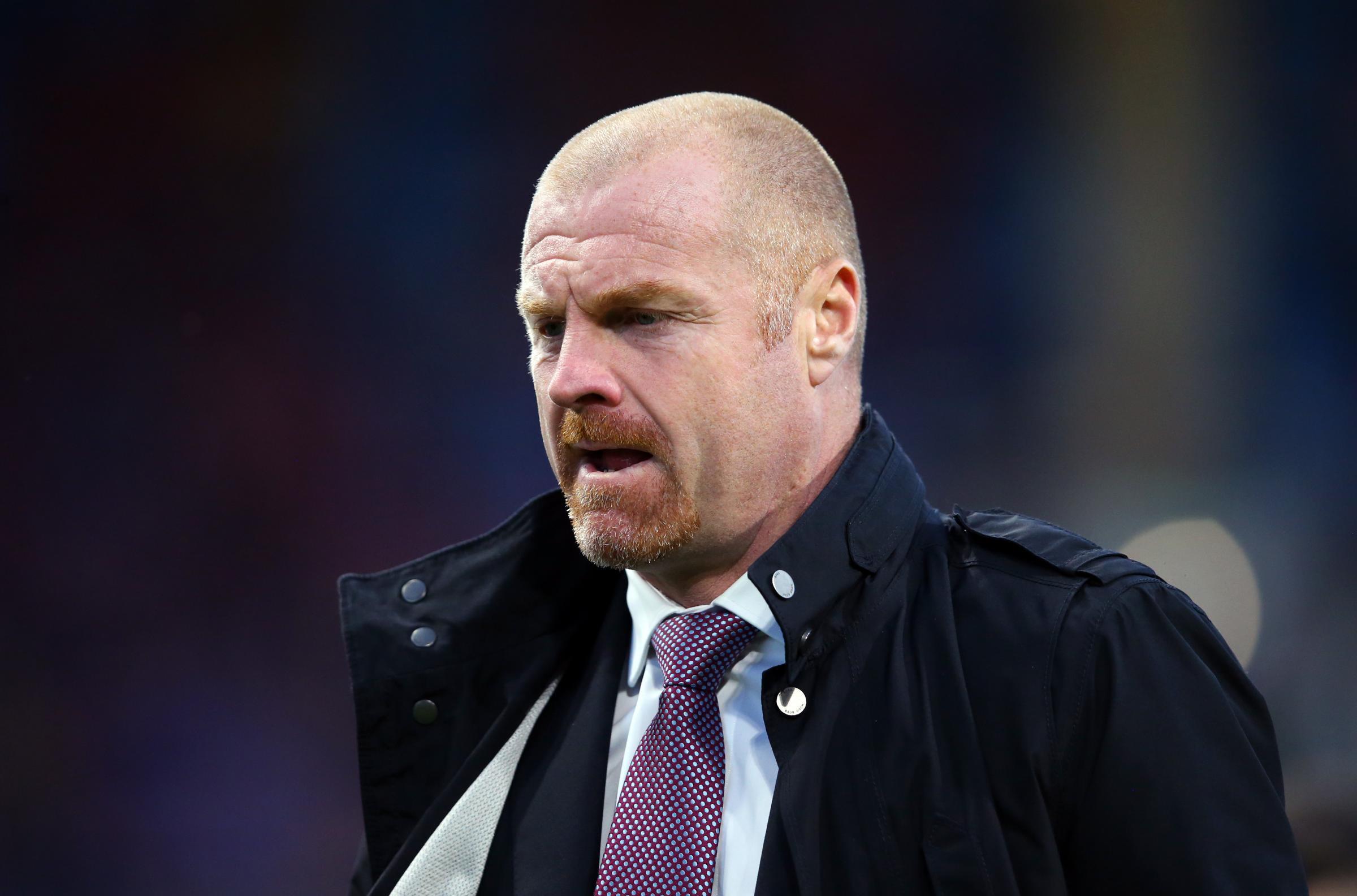 Sean Dyche mengecilkan perjuangan Burnley di kandang menjelang pertandingan melawan Norwich City