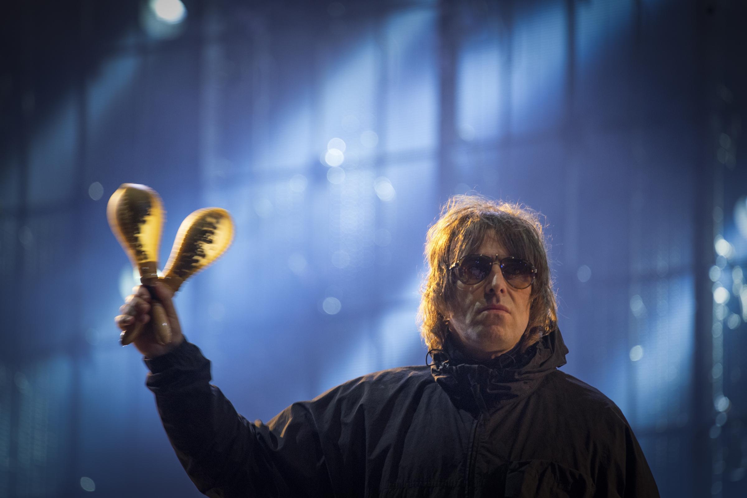Las entradas de Liam Gallagher para Glasgow y Manchester salen a la venta esta mañana