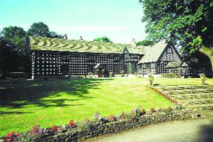 HISTORIC: Samlesbury Hall