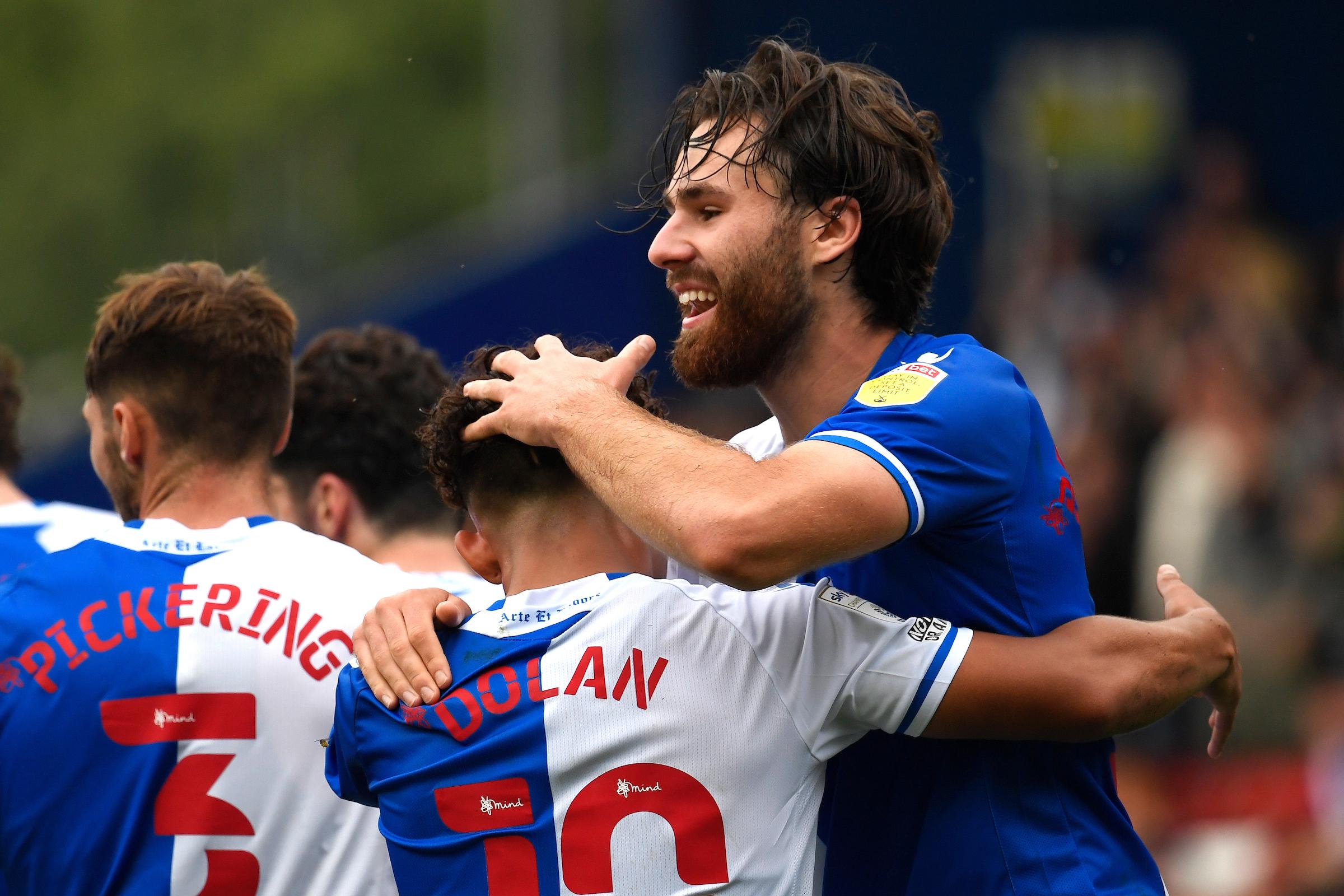Fanáticos de Blackburn Rovers 'gratamente sorprendidos' en la etapa de 10 juegos