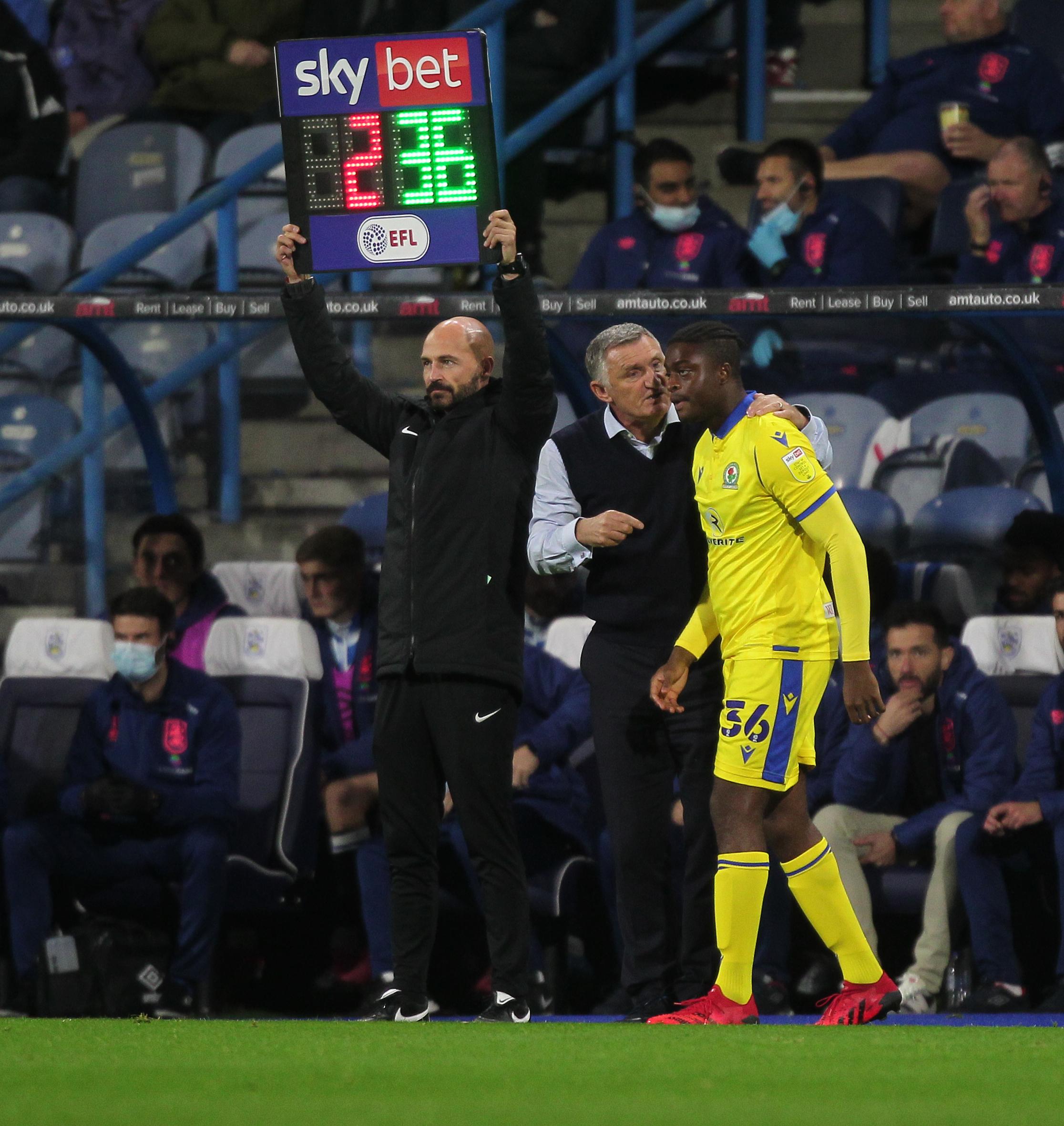 Primera prueba del equipo de Blackburn Rovers con foco en el negocio de transferencias