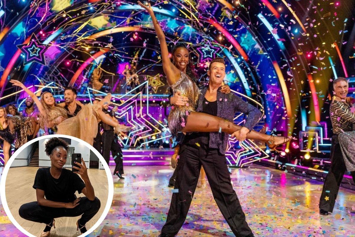 Strictly Come Dancing: AJ Odudu 'luchando' con el próximo baile