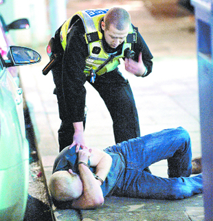Keeping a lid on East Lancashire town centre troublemakers