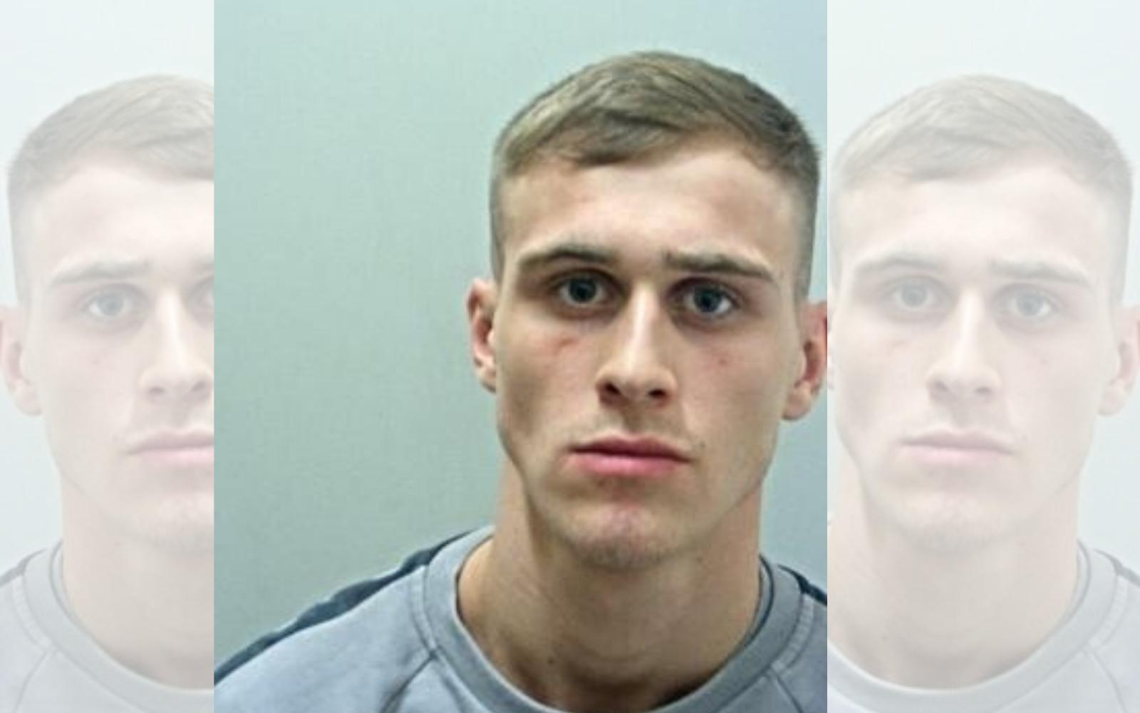 Pria Blackburn dicari sehubungan dengan penyerangan dan perampokan