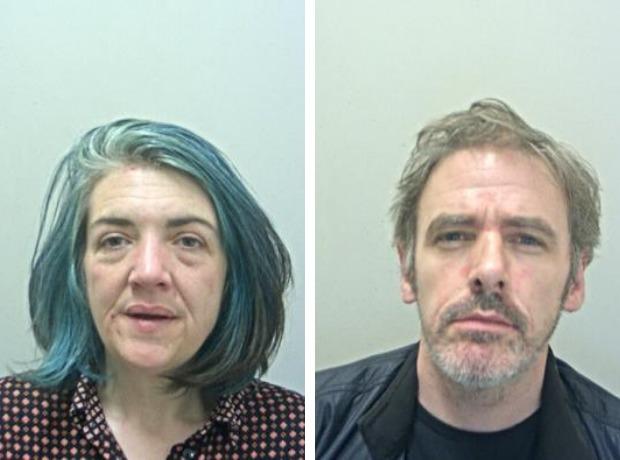 Los usuarios de drogas de Colne que intentaron llevar una vida normal enmascarando la adicción fueron encarcelados por traficar en las calles