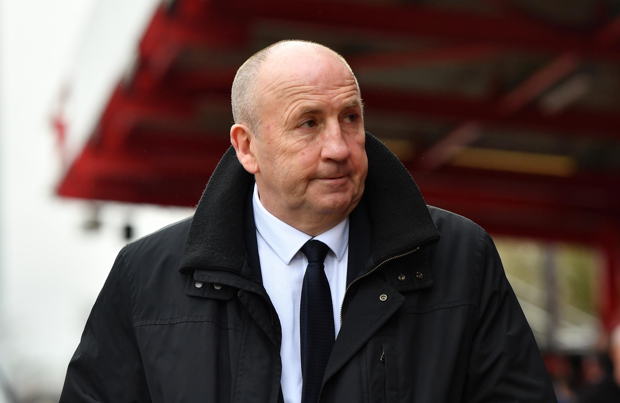 """John Coleman, jefe de Accrington Stanley, está """" encantado """" con la victoria en Ipswich Town"""