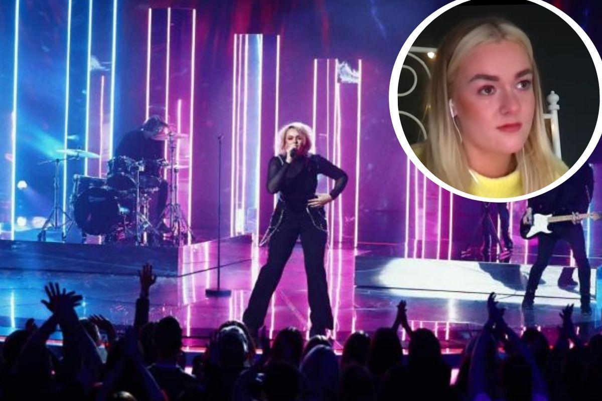 La nueva canción de Blackburn X Factor Star alcanza el top 5 en las listas