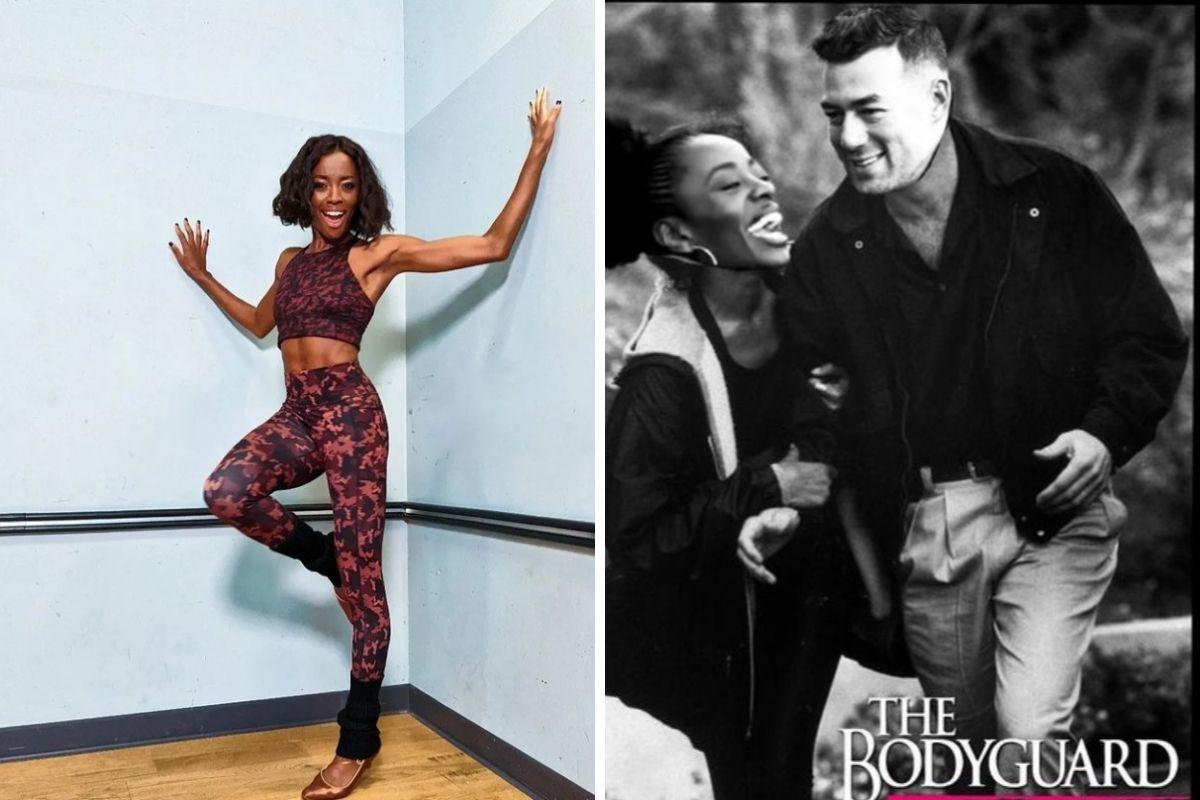 Strictly Come Dancing: AJ Odudu se prepara para la semana del cine