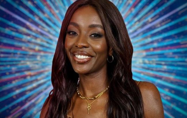 Strictly Come Dancing: la estrella de Blackburn, AJ Odudu, pasa a la siguiente ronda