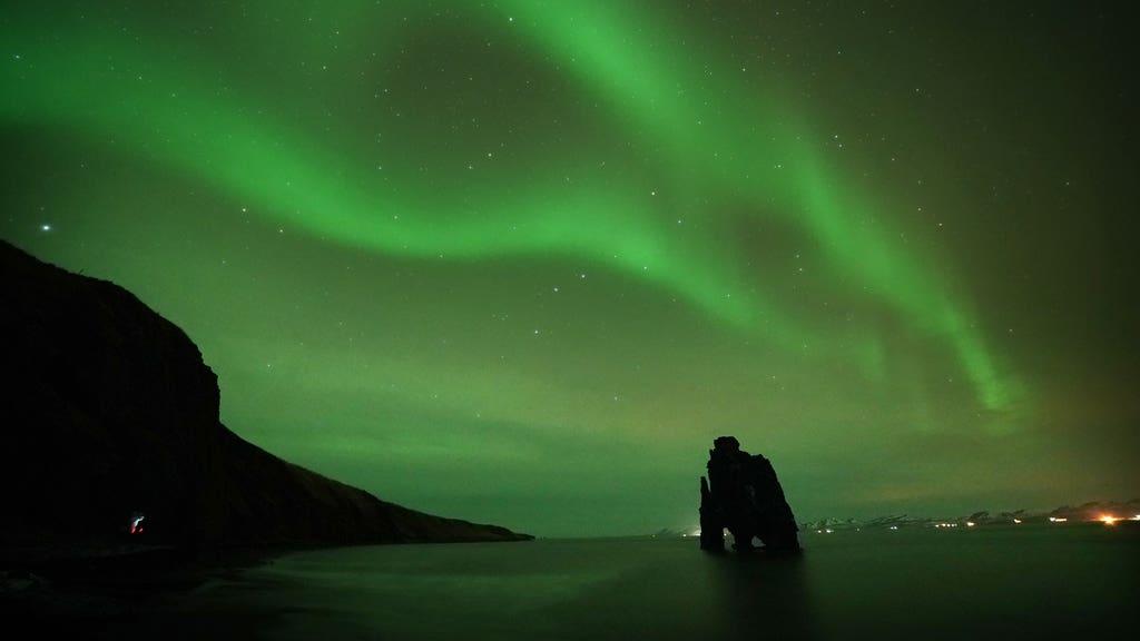 La aurora boreal podría verse en Lancashire esta noche