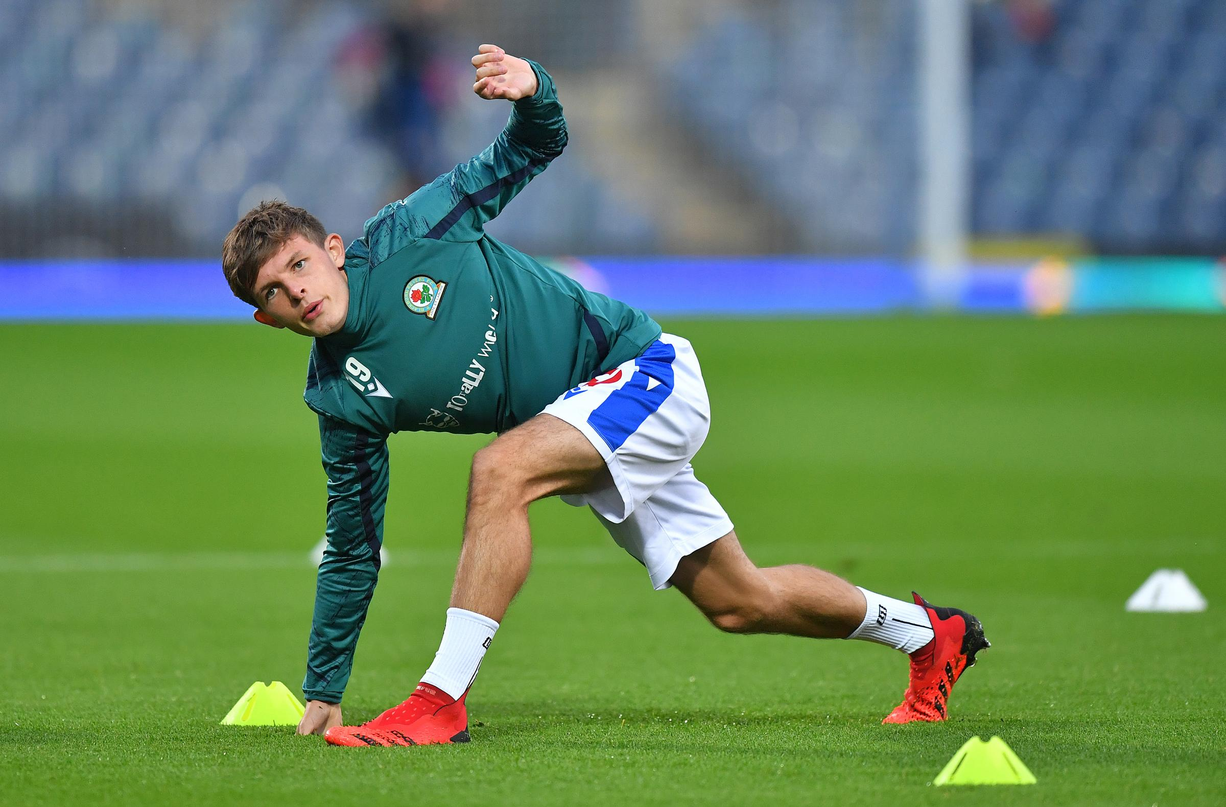 Liverpool volverá a Blackburn Rovers después de la salida de Inglaterra Sub-20