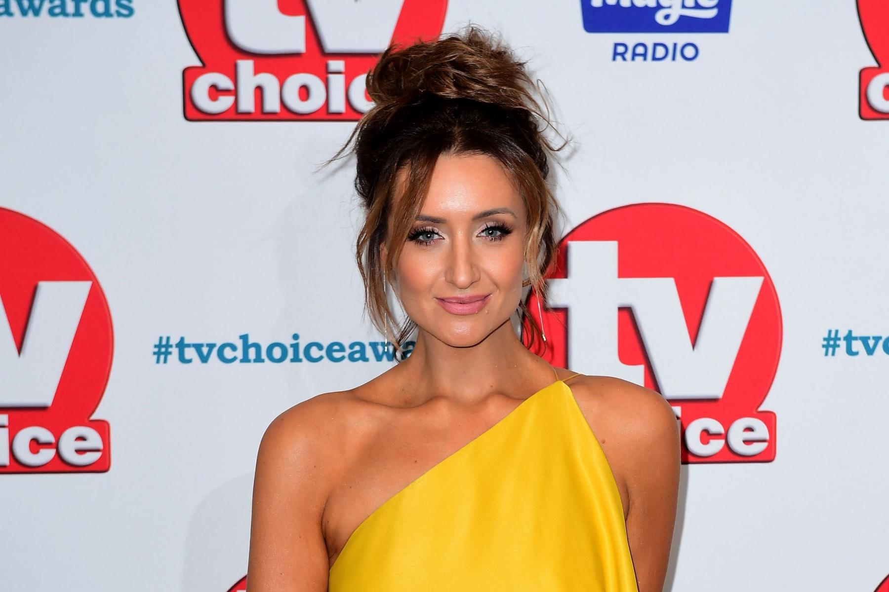 La ex estrella de Coronation Street Catherine Tyldesley está embarazada de su segundo hijo