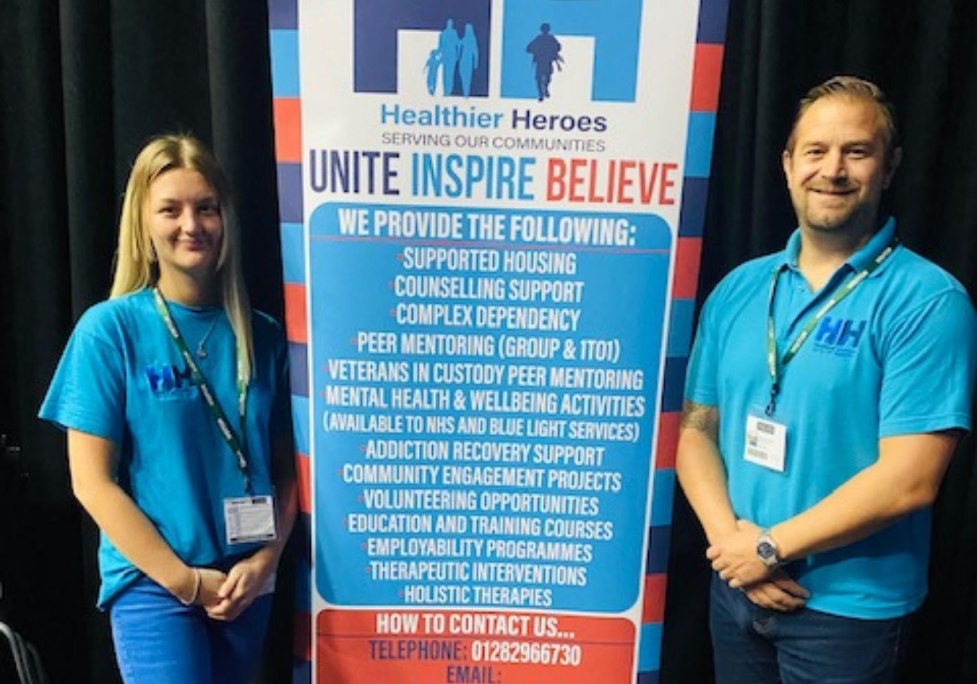 Mahasiswa Nelson dan Colne diberikan pengalaman langsung dalam perawatan kesehatan mental