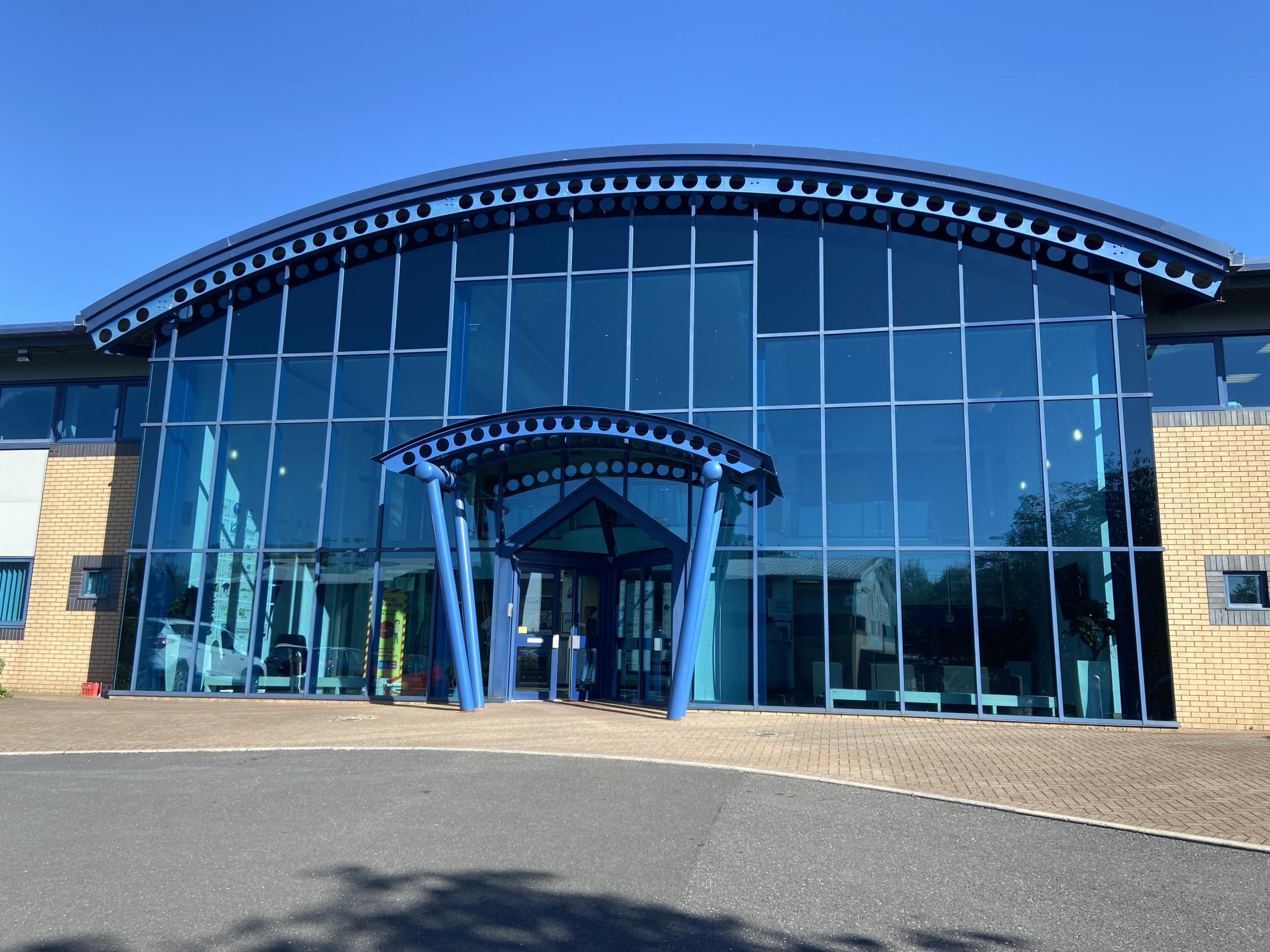 Kantor taman bisnis Padiham memiliki pemilik baru dengan rencana