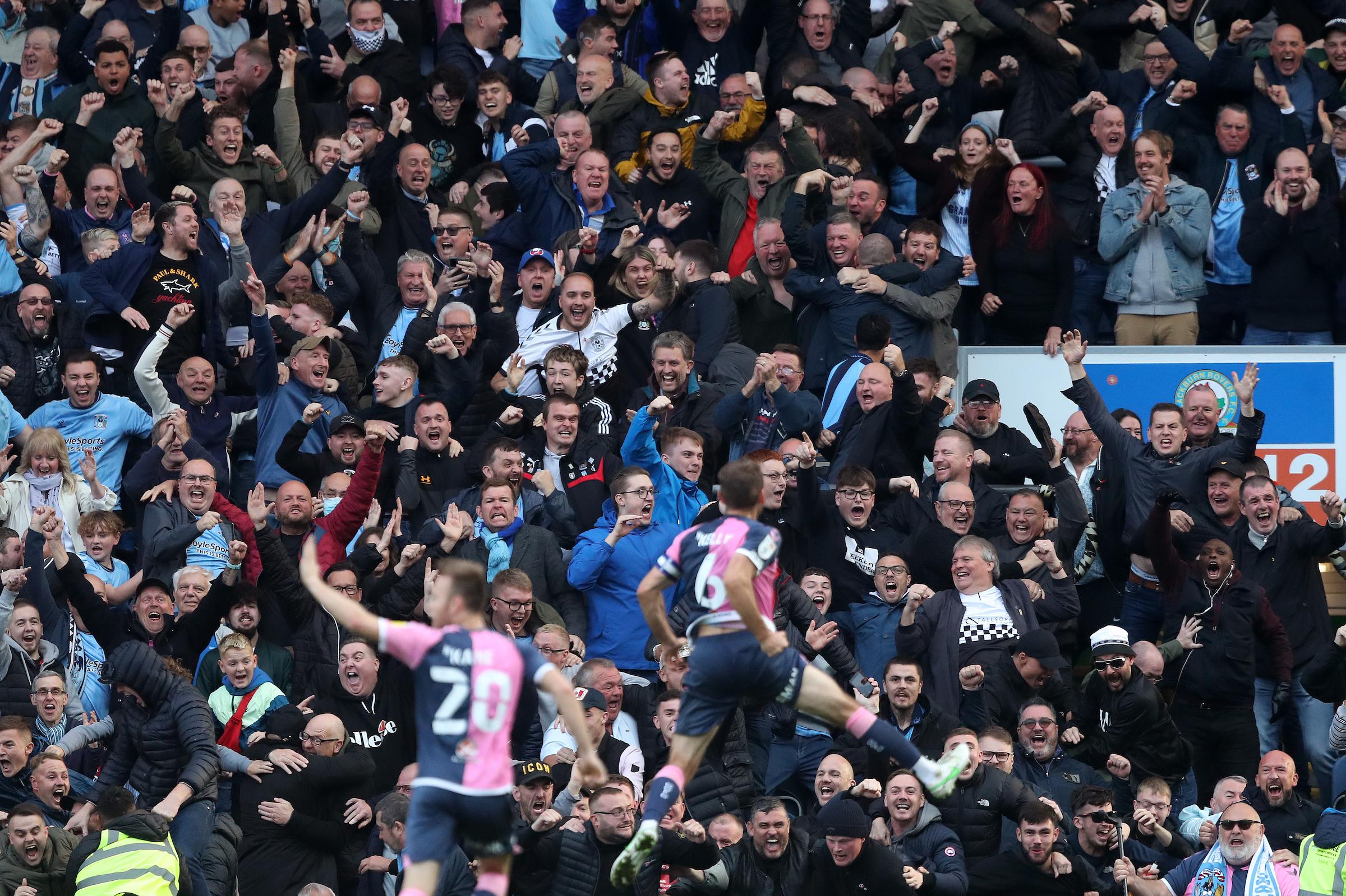 'Otro nivel': el jefe de Coventry City cuenta con el apoyo de Blackburn Rovers