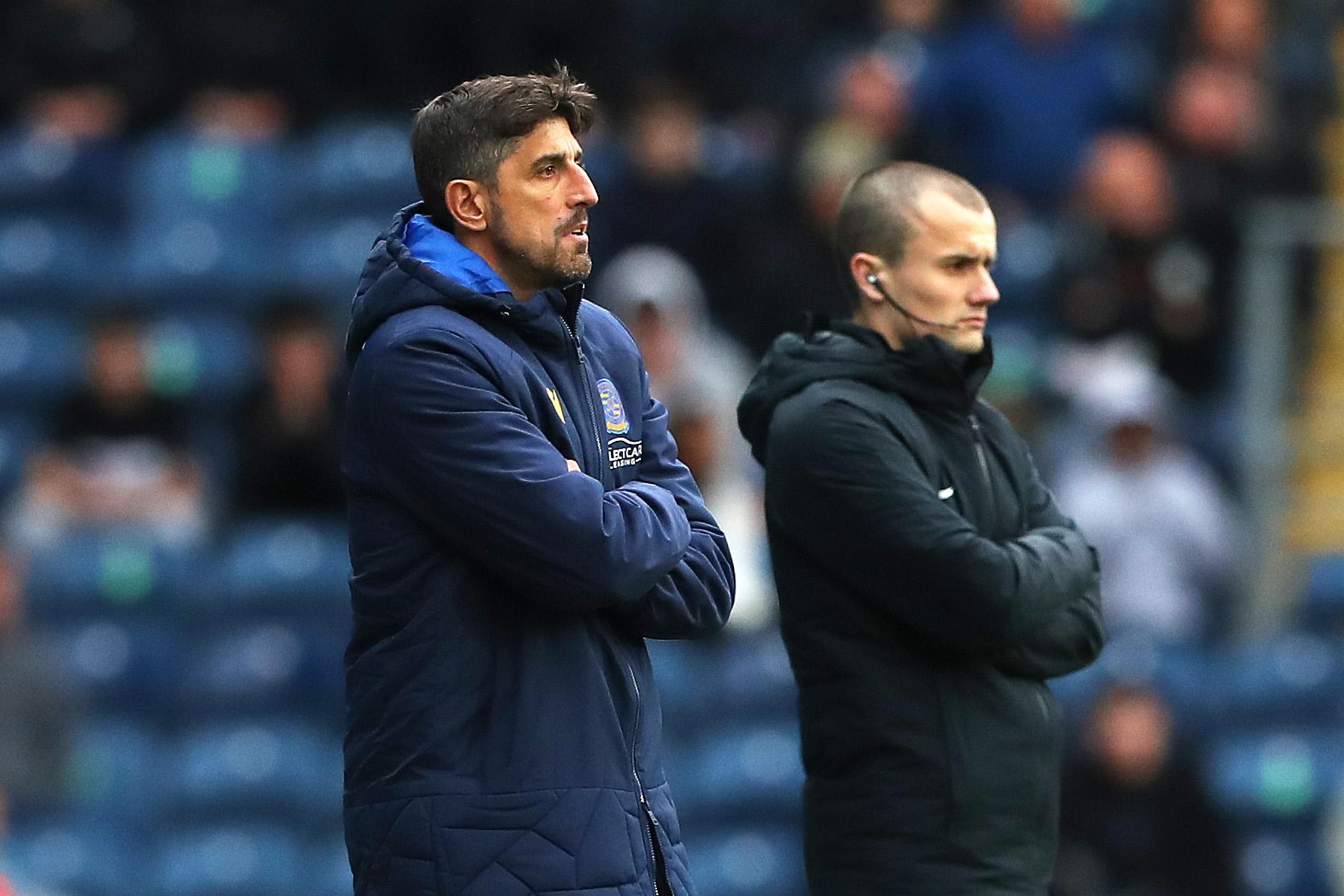 'Dibuat untuk mereka' – Bos Reading kecewa dengan gol Blackburn Rovers