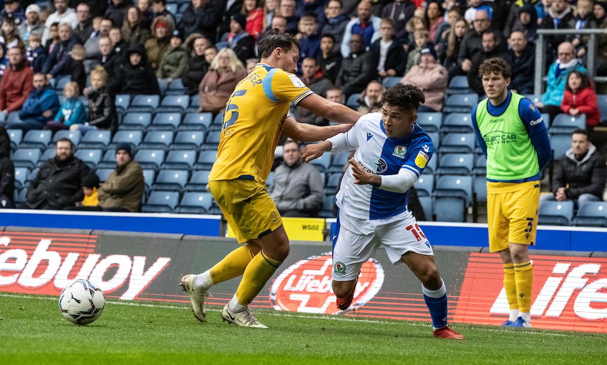 Tyrhys Dolan mengincar perubahan peran di Blackburn Rovers