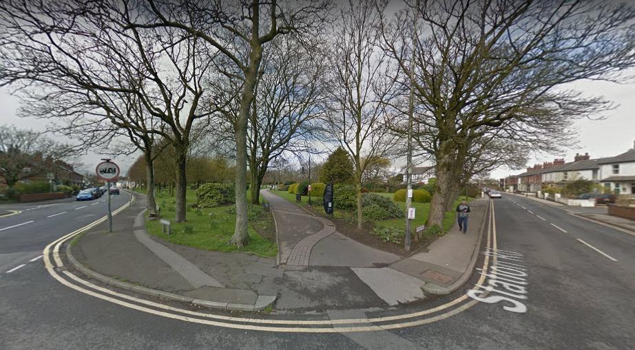 Polisi meningkatkan patroli setelah wanita diserang secara seksual di taman kota