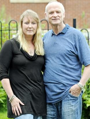BANNED: Colette and John Yallop cannot be foster parents