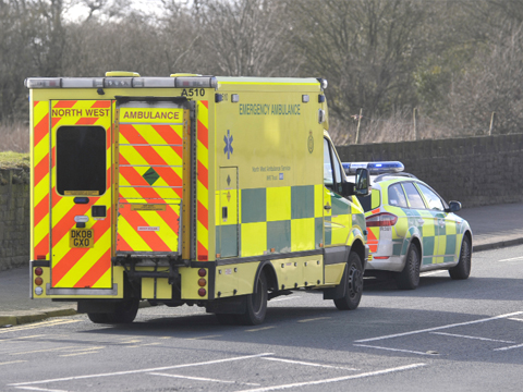 Busy New Year for North West Ambulance Service