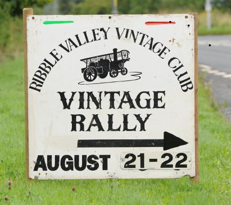 Ribble Valley Vintage Stream Fair