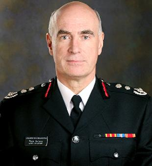 CONCERN: Lancashire fire chief Peter Holland