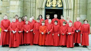 DONATION: Ahsan Ali Syed will be giving £25,000 a year for five years to fund scholarships for young choristers