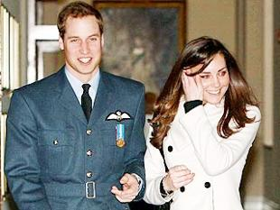 WEDDING: Prince William and Kate Middleton's wedding a public holiday