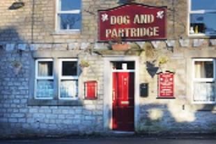 LAST ORDERS: The Dog and Partridge has closed