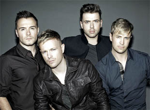 What's on: Westlife