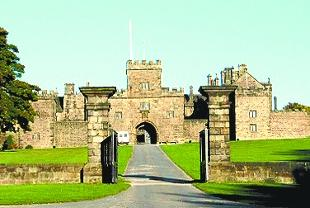 Lancashire Telegraph: VENUE Hoghton Tower