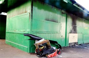 Rawtenstall Market boss defiant after arson attack