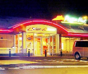 Review Pizza Hut Blackburn Lancashire Telegraph