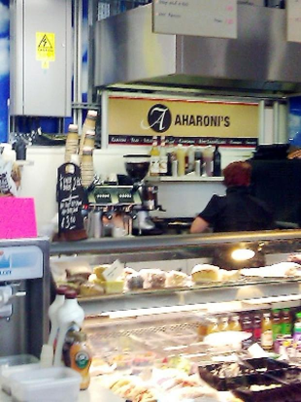 Review: Aharoni's, Blackburn