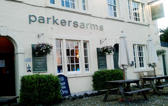 Review: The Parkers Arms, Newton-in-Bowland