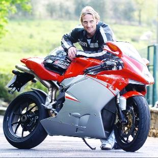 Lancashire Telegraph: EUROPEAn TOUR Carl Fogarty is going on the Italian Legendary Tour