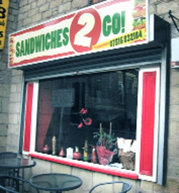 Review: Sandwiches 2 Go, Darwen