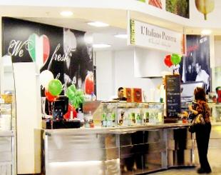 Review: L'italiano Pizzeria, Blackburn Market