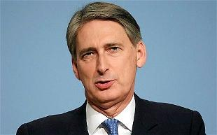 DECISION SOON Defence Secretary Philip Hammond