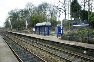 'REQUEST' Pleasington station