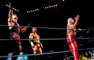 Review: TNA Impact @ Manchester Arena