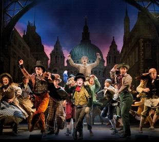 Review: Oliver! @ Palace Theatre, Manchester